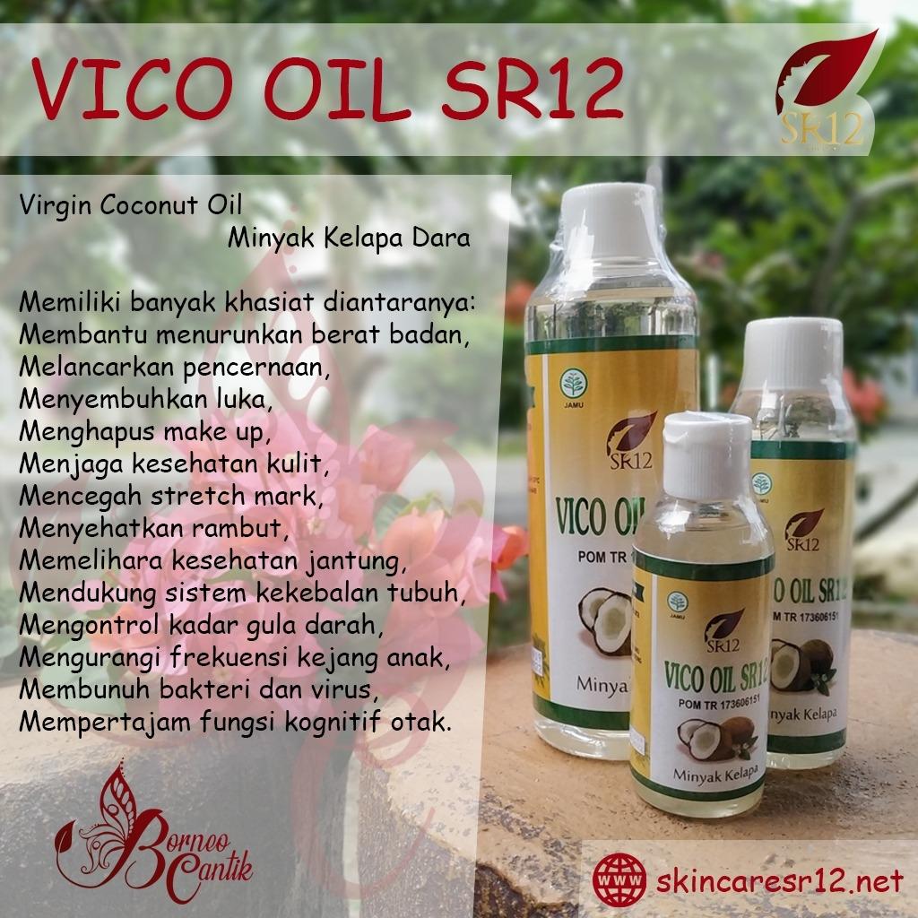 vico oil